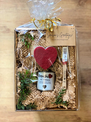 Frenchic Christmas Hamper Dinky