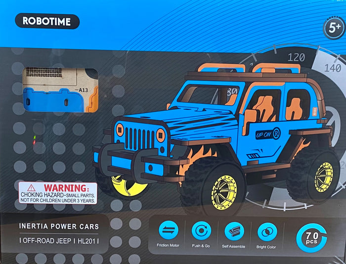 Build Your Own - Off Road Jeep