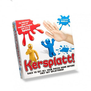 Kersplatt! Board Game