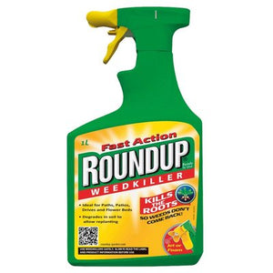 RoundUp - Ready to Use Total WeedKiller 1.2L