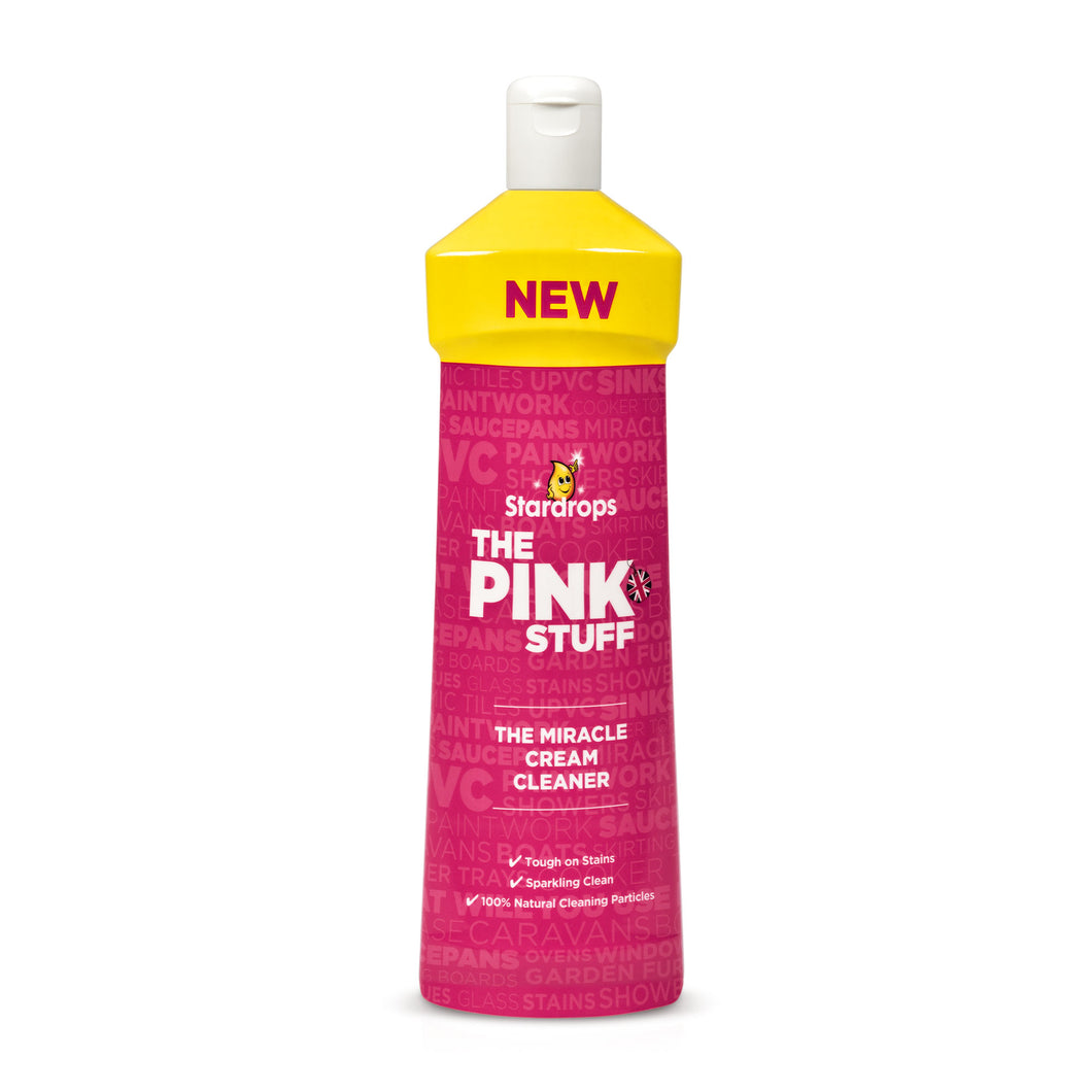 The Pink Stuff Miracle Cream Cleaner