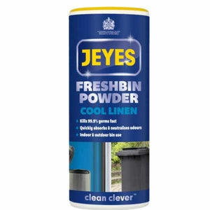 Jeyes Freshbin Powder Cool Linen 550gr