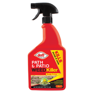 Doff - Ready To Use Path & Patio Weed Killer 1L