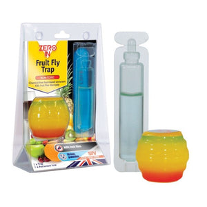Zero In Fruit Fly Trap