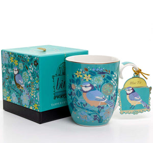 Tipperary Crystal - Single Birdy Mug Range