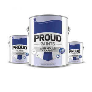 Proud Paints Anti Mould & Blackspot- 1L
