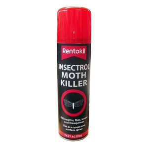 Rentokil Insectrol Moth Killer Spray 250ml