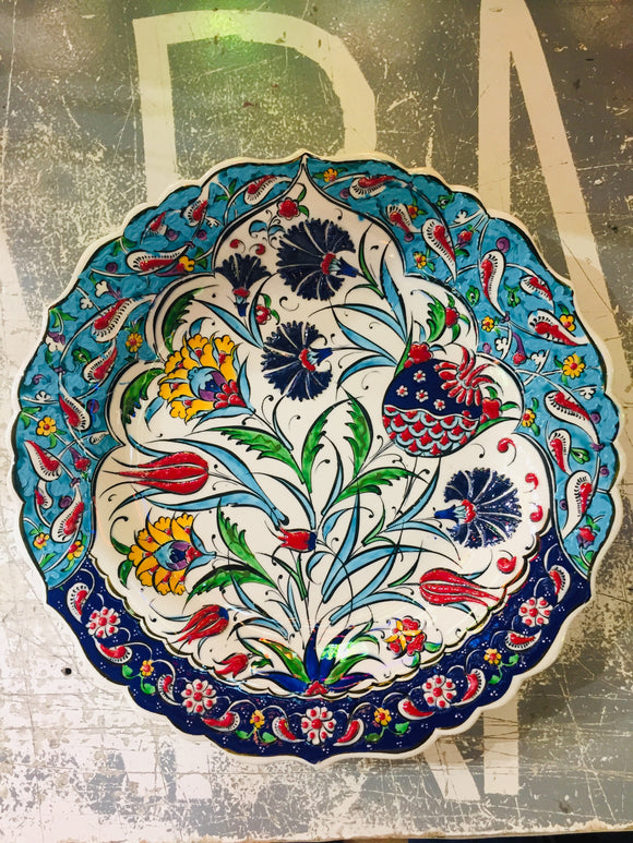 The art of turkish tiles and ceramics