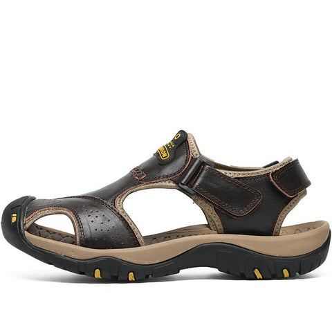 Breathable Light Beach Casual Quality Walking Sandal 2018 for men