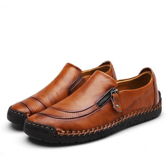 2018 Genuine Leather Men  Shoes