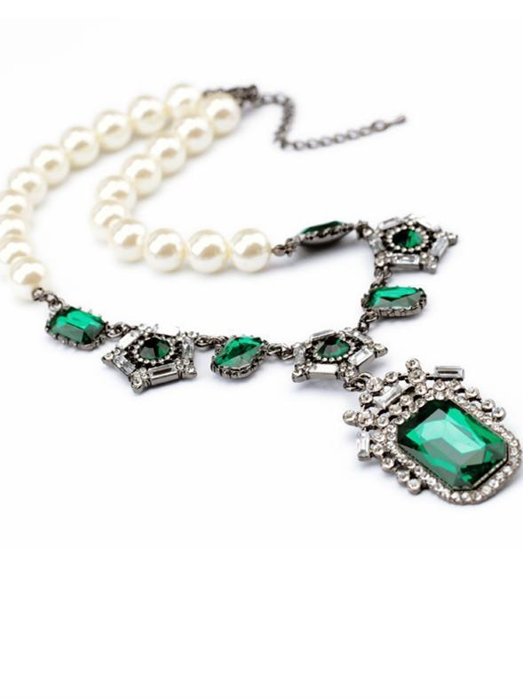 Fashion Beads Necklaces Accessories