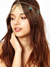 Vintage Arrow Pattern Headwear Accessories