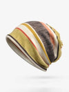 Bohemia Cotton Stripe Hat Accessories