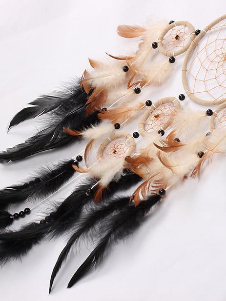 Indian Car&Feather Decoration Accessories