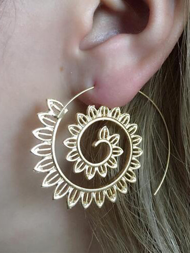 Leaf Helix Earring Accessories