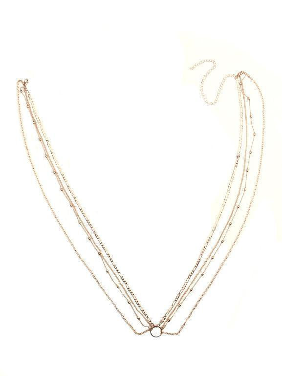 Bohemia Multilayer Body Chain Accessories