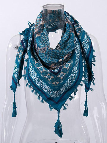 Fashion 4 Colors Multifunctional Scarf