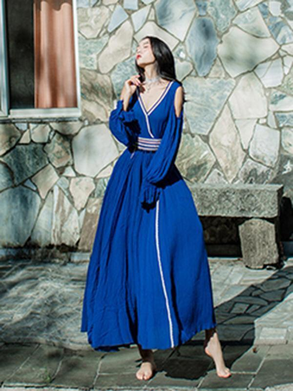 Bohemia Casual Jumpsuits Dress