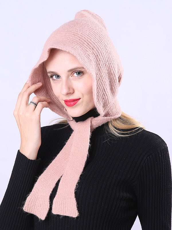 6 Colors Cute Scarf&Hat Accessories