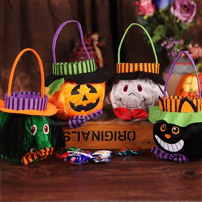 Creative Pattern Candy Bag Decorations