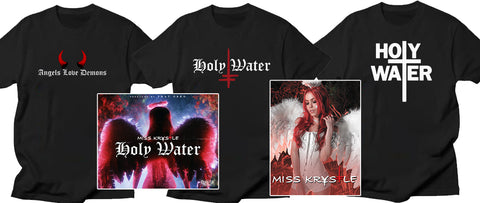 (NEW) HOLY WATER COLLECTION