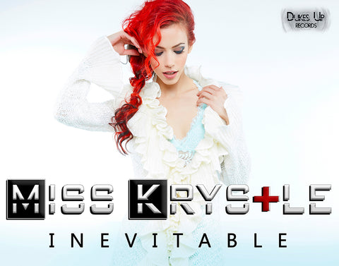 "Miss Krystle ""Inevitable"" (11x14) Signed Poster"