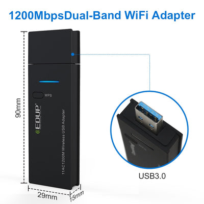 SmartWifi USB Adapter 5ghz