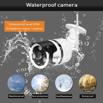 Smart Outdoor Camera IP66 1080