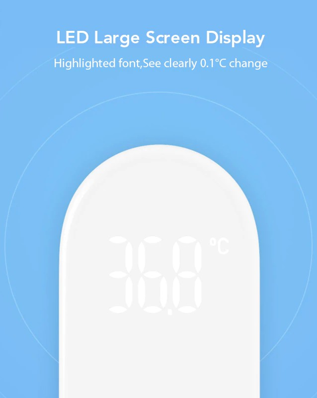 Smart LED Thermometer