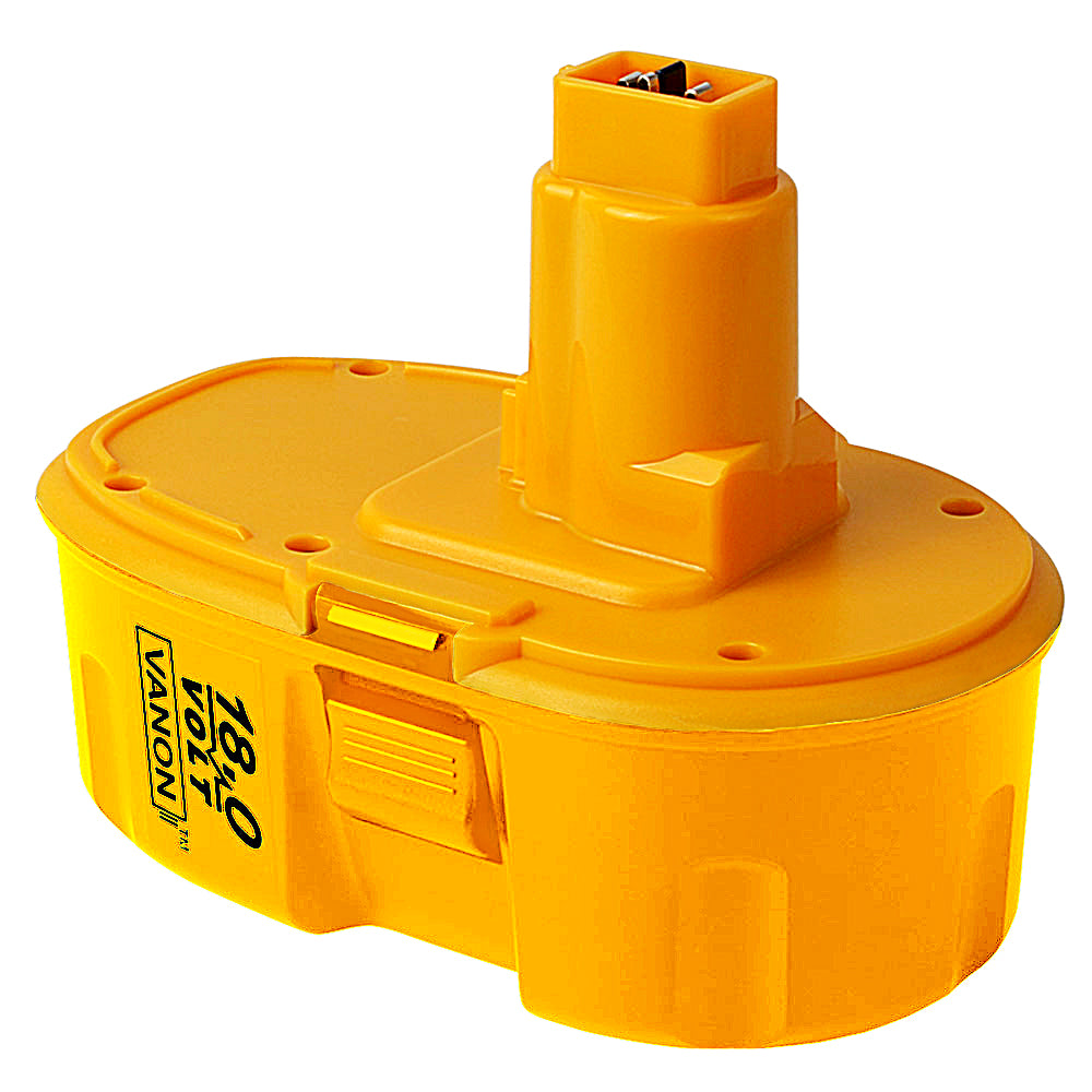Dewalt 18V Battery 4.0Ah Replacement High Capacity | side