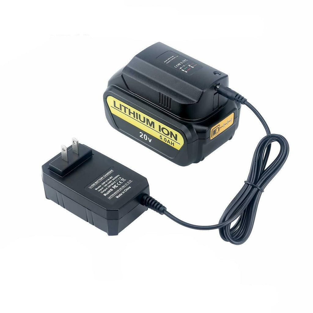 Lithium Battery Charger DW1418-MC For Dewalt 14.4V-20V DCB141 DCB205 DCB183