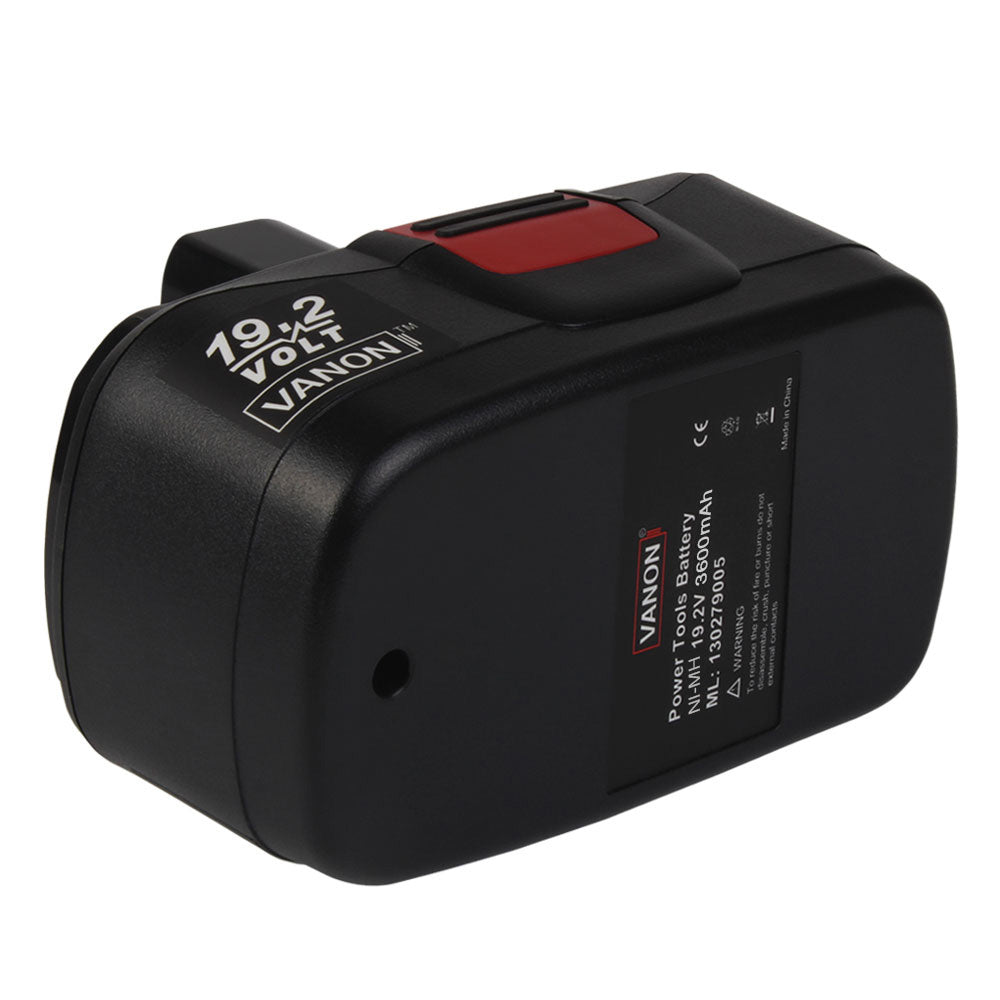 Craftsman 19.2 Battery Replacement | 130279005 3.6Ah Ni-Mh Battery | bottom