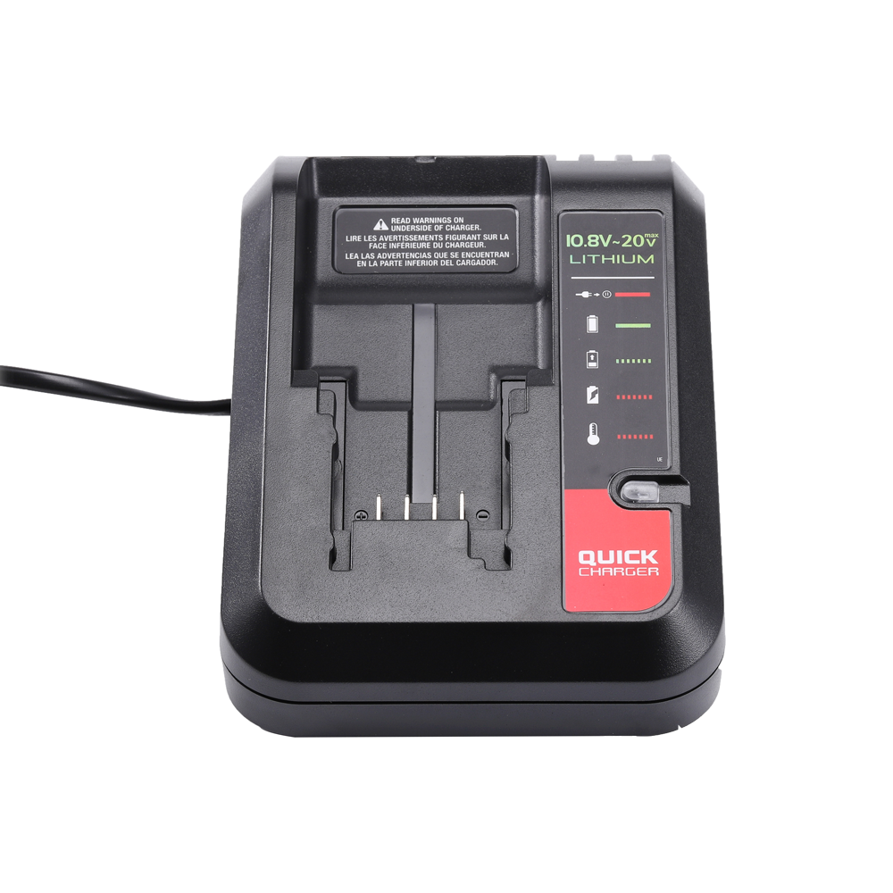 Porter Cable 20V Battery Fast Charger PCC692L | 2A Output