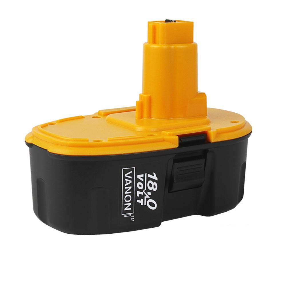 For DeWalt 18Volt Battery Replacement | DC9099 3.0Ah NI-Mh Battery