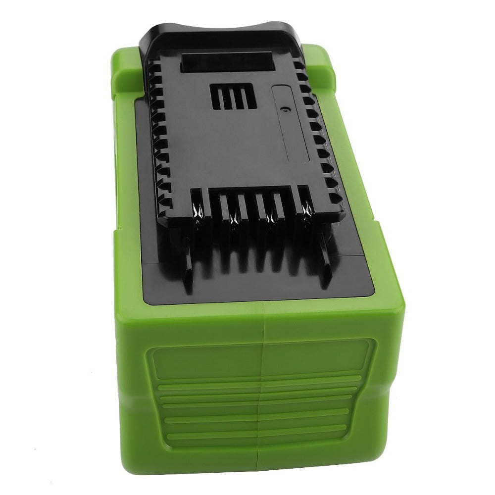 For GreenWorks 40V 5.0Ah Battery Replacement | Lithium Battery 29472 29462 Battery For GreenWorks 40V G-MAX Power Tools | 29252 20202 22262 25312 25322 20642 22272 27062 21242 (Not for Gen 1)
