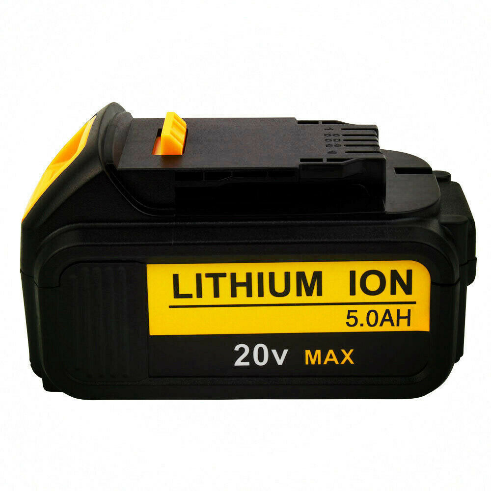 For Dewalt 20V Battery Replacement | DCB205 5.0Ah Lithium Ion Battery
