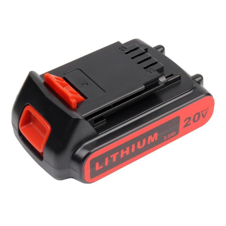 For Black and Decker 20V Battery Replacement | LBXR20 3.0Ah Li-ion Battery 3 Pack
