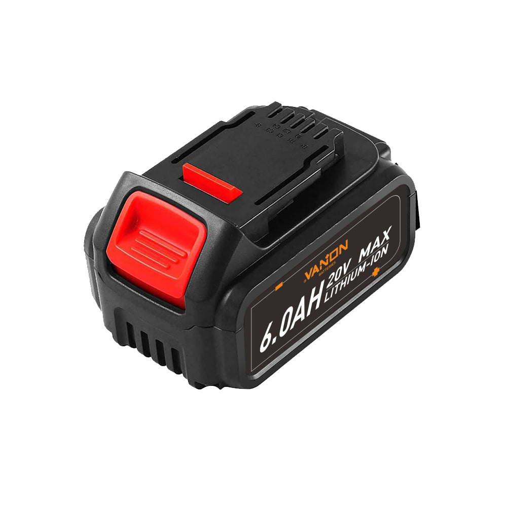 For Dewalt DCB200 20V Max Battery Replacement | Li-ion Battery 6.0Ah