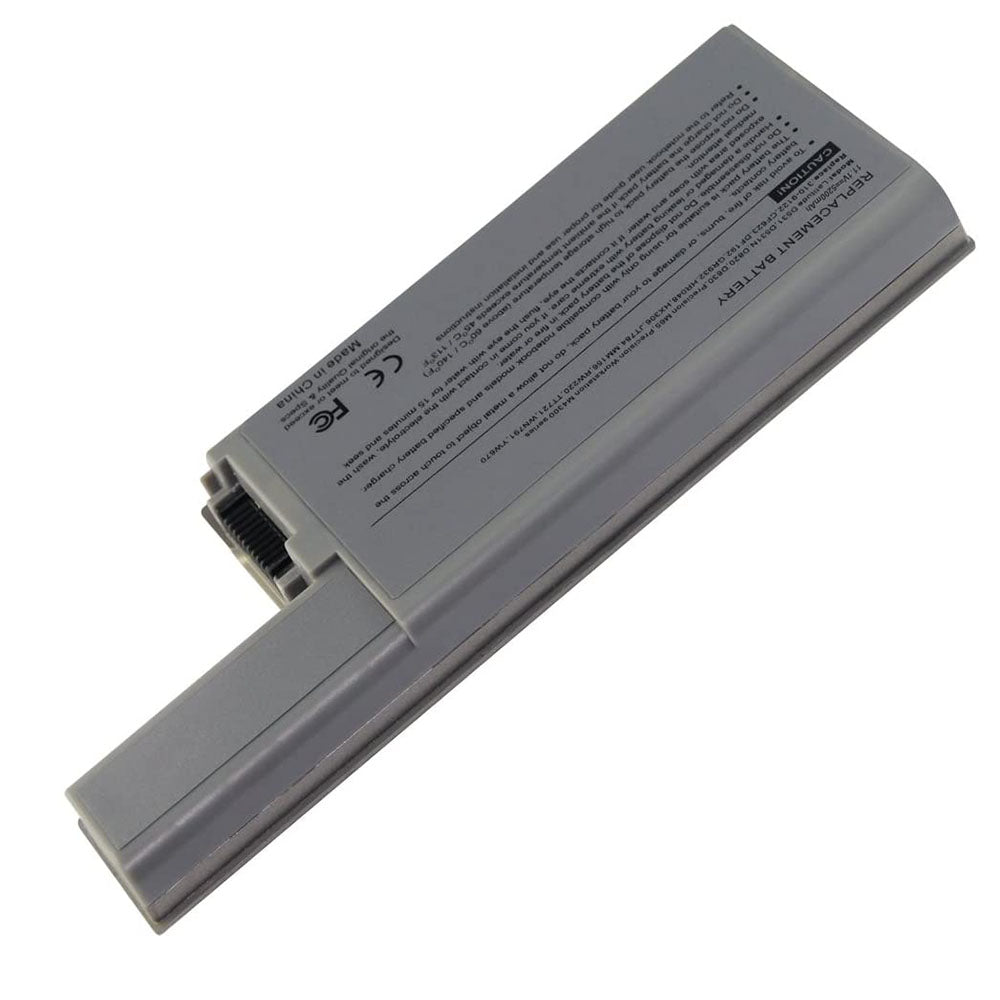 Vanon 6-Cell 11.1V 5200mAh New Replacement Laptop Battery Compatible With Dell wn979 DF 192 Latitude d531 d820 d830