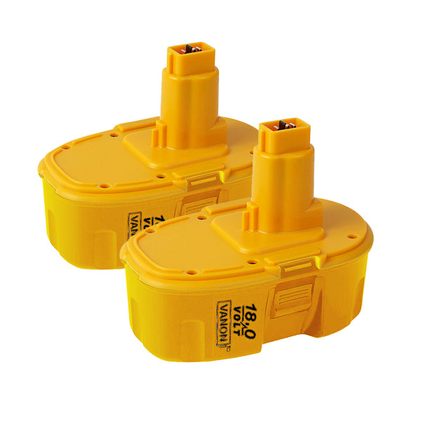 Best For Dewalt 18V XRP Battery 4.0Ah Replacement | New Upgraded 2Pack