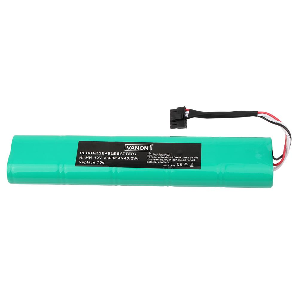 For Botvac Series and Botvac D Series Robot Vacuum Cleaner (70e 3600mAh 12V Ni-MH) - Vanonbattery