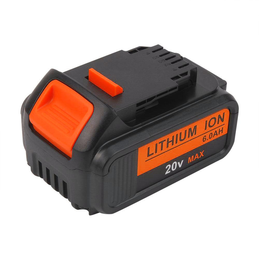 Dewalt 20V Max XR Battery Replacement | DCB200 6.0Ah | front