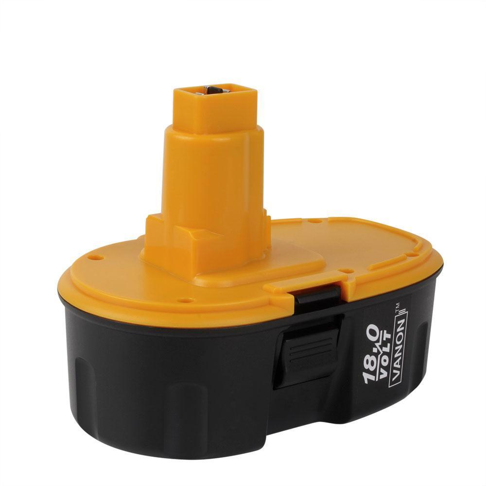 For Dewalt 18V Battery Replacement | DC9096 2.0Ah Ni-CD Battery - Vanonbattery