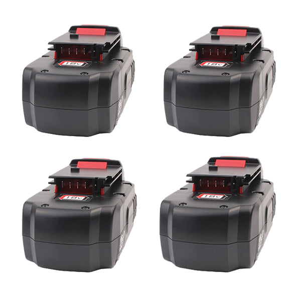4 Pack For Porter Cable 18V Battery Replacement | PC18B 2.0Ah Ni-Cd Battery