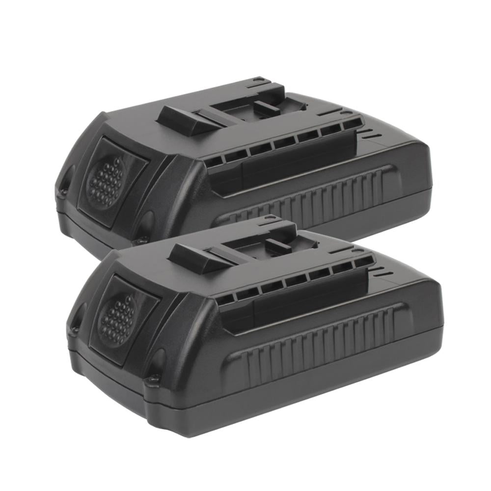 For BOSCH 18v Battery Replacement | BAT609 2.0Ah Li-Ion Battery 2 Pack - Vanonbattery