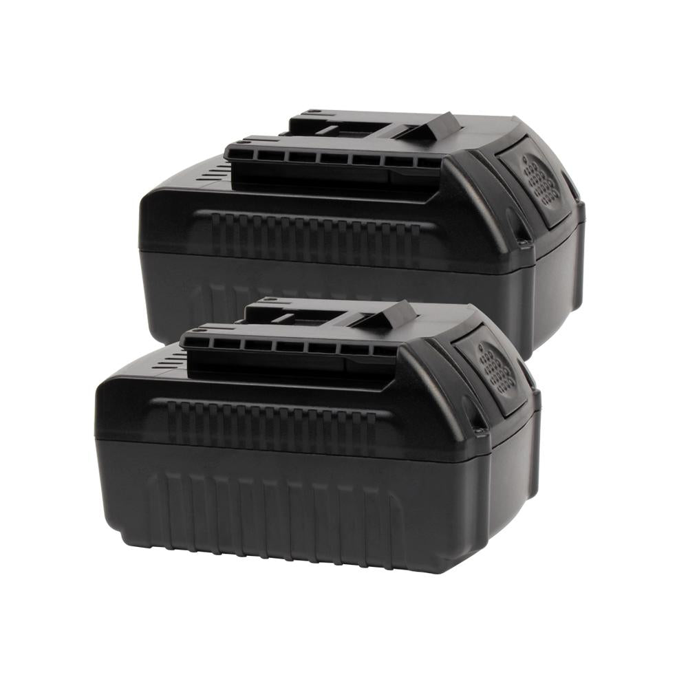 For BOSCH 18v Battery Replacement | BAT618 4.0Ah Li-Ion Battery 2 Pack - Vanonbattery