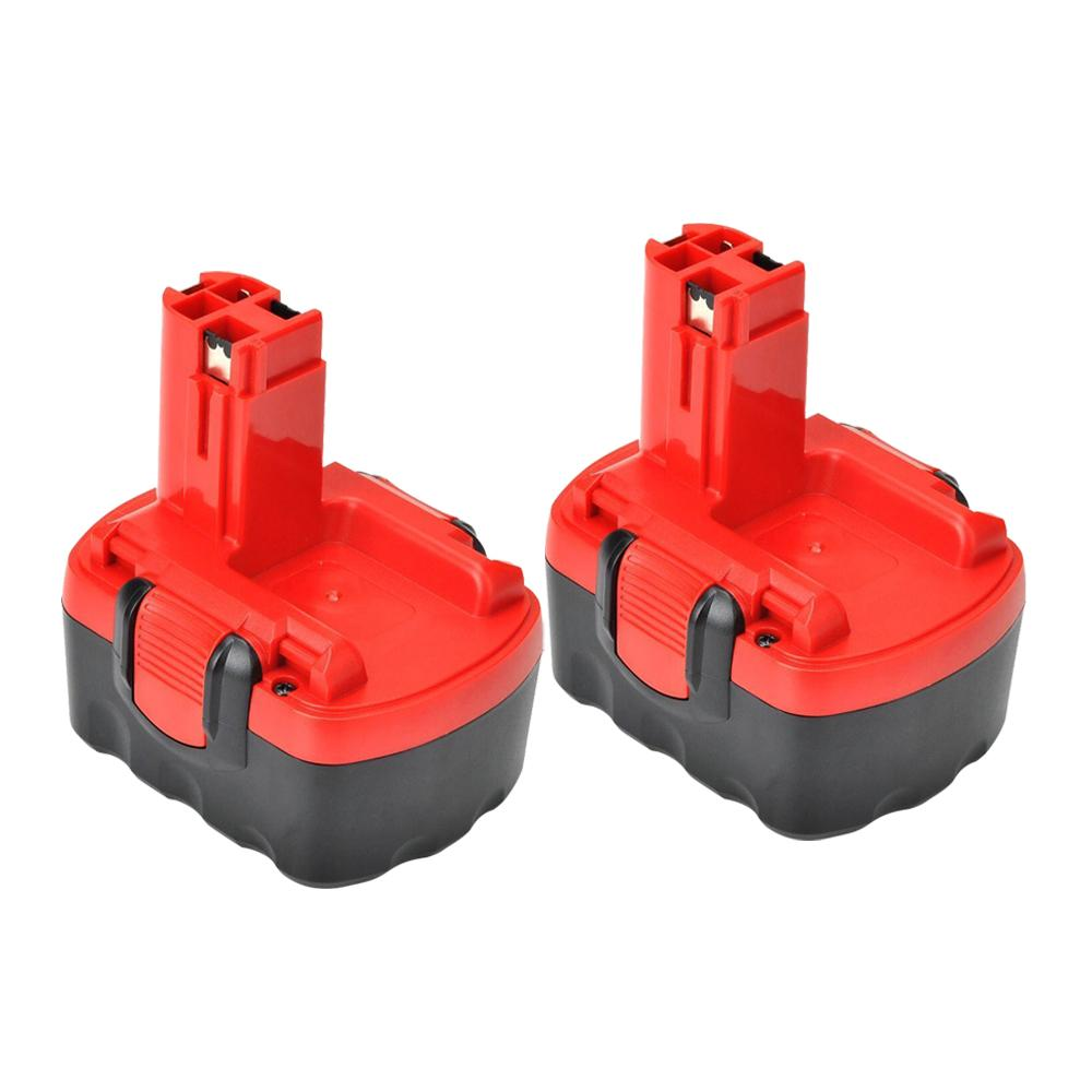 For BOSCH 14.4V Battery Replacement | BAT140 2.0Ah Ni-CD Battery 2 Pack - Vanonbattery
