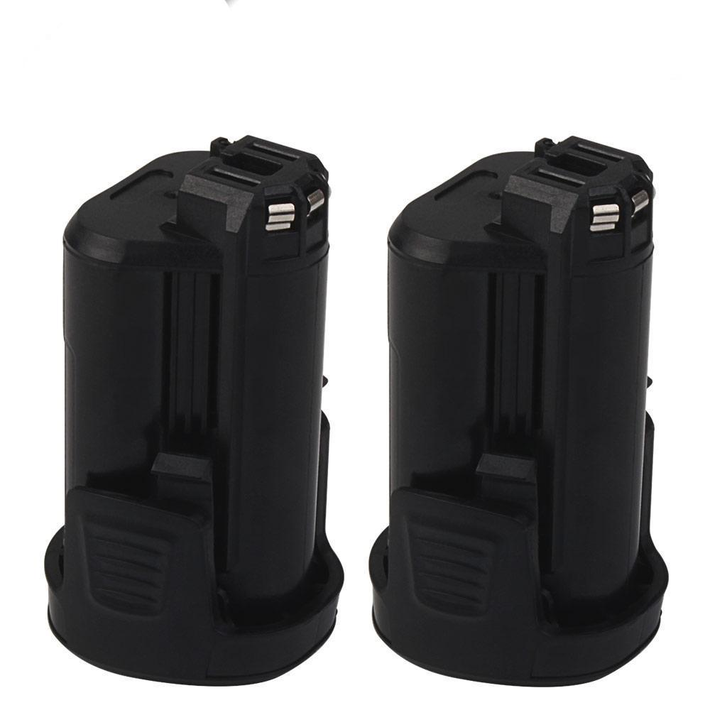For Dremel 12V Battery Replacement | B812-02 2.0Ah Ni-MH Battery 2 Pack - Vanonbattery