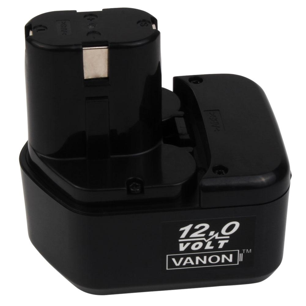 For Hitachi 12V Battery Replacement | EB1212S 2.0Ah NI-CD Battery - Vanonbattery