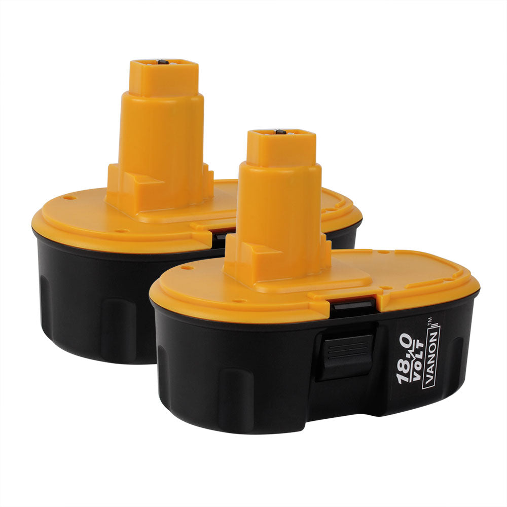 For Dewalt 18V XRP Battery Replacement | DC9096 2 Pack